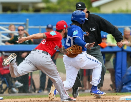 Blue Jays vs. Red Sox in the spring: Anatomy of the three...