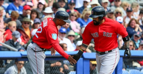 Red Sox 6, Blue Jays 4: The catchers lead the way