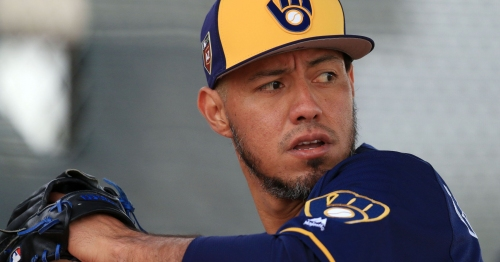 Yovani Gallardo moved to relief as the Brewers' rotation battle intensifies