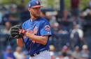 Mets love Zack Wheeler right now but still want to see more