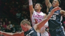 Mathis, Logwood key to Lobos' win over Utah State