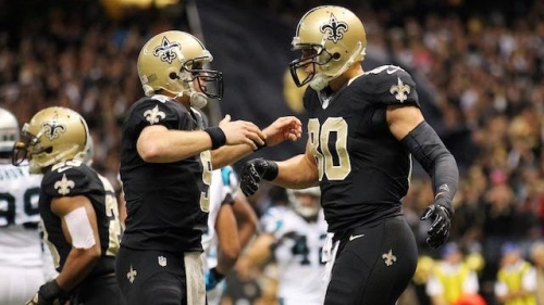 Saints QB Drew Brees says he would 'love nothing more' than Jimmy Graham returning to New Orleans