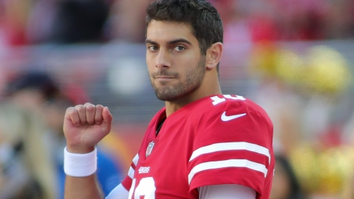 Richard Sherman says Jimmy Garoppolo played 'huge part' in decision to join 49ers