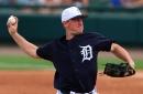 Jordan Zimmermann has strong outing as Detroit Tigers tie Yankees, 2-2