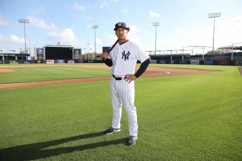 Gleyber Torres optioned by Yankees to Class AAA Scranton