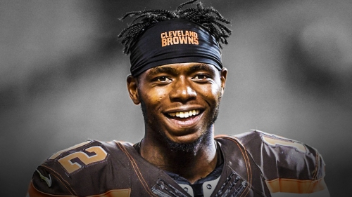 Browns tender Josh Gordon as exclusive rights free agent