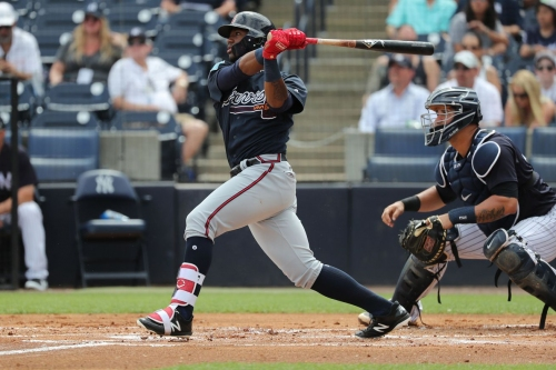 Ronald Acuna Jr. and Freddie Freeman both homer but Braves lose to Blue Jays