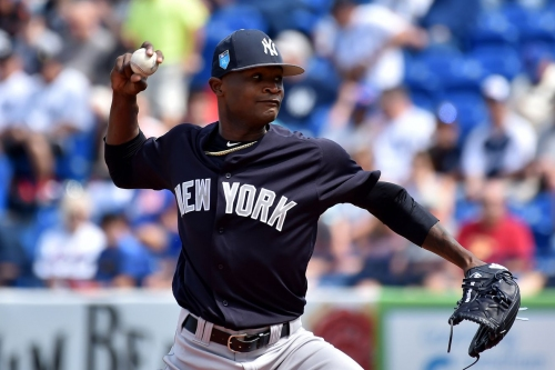 Could Domingo German be this season's Chad Green?