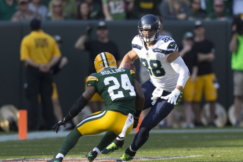 Report: Packers to sign Jimmy Graham, release Jordy Nelson