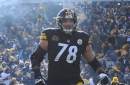 Alejandro Villanueva joins the movement of restructured contracts to help Steelers' cap situation