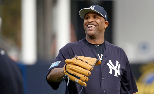 Yankees' CC Sabathia happy after a strong spring training outing