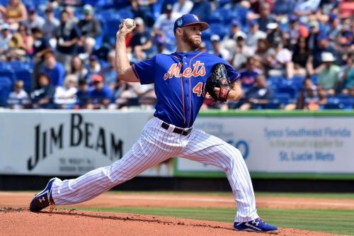 Open Thread: Mets vs. Nationals, 3/13/18