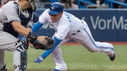 Report: Braves sign former Blue Jays outfielder Ezequiel Carrera - Sportsnet.ca