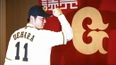 Former Cubs reliever Koji Uehara signs with Yomiuri Giants in Japan