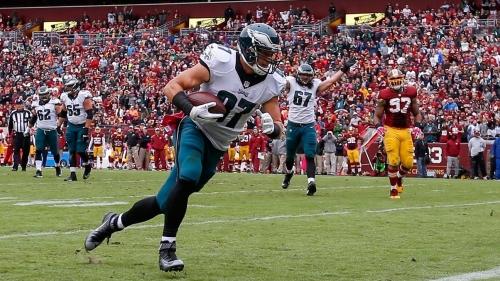 Philadelphia Eagles release veteran TE Brent Celek, longest-tenured player
