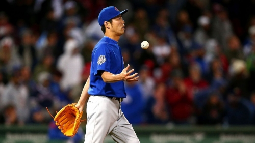 Former Boston Red Sox closer Koji Uehara signs with Yomiuri Giants