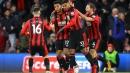 Lambert suffers 1st loss as Bournemouth upend Stoke