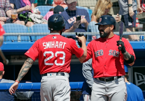 Red Sox staff a question mark