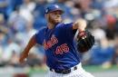 Zack Wheeler still making Mets debate makeup of pitching staff