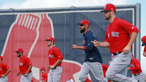 Jennings: Stock watch -- who's rising and falling in Red Sox camp