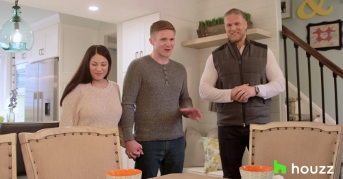 Green Bay Packers Linebacker Clay Matthews Surprises His Older Brother with a Home Makeover