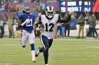 'The Herd': Rams losing WR Sammy Watkins to Chiefs a 'big deal'