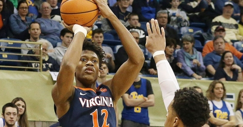Virginia just lost the ACC Sixth Man of the Year for the season