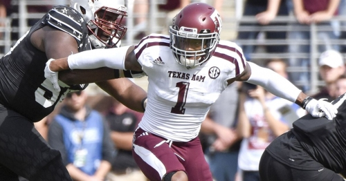 CB Nick Harvey explains decision to transfer from Texas A&M