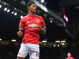 Team News: Marouane Fellaini, Marcus Rashford start for Manchester United
