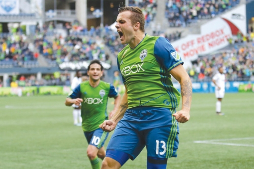 Sounders try to figure out how to survive without Jordan Morris