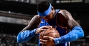 Carmelo Anthony has shot under 50 percent in 19 straight games