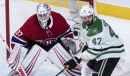 Alexander Radulov gets mixed reaction from fans in return to Montreal;Bishop inching closer to return