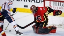 Smith turns in virtuoso performance when Flames need it most