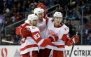 As Detroit Red Wings' losses mount, NHL draft lottery odds grow