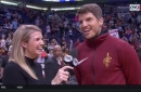 Kyle Korver praises Cavs' 'home crowd' in Phoenix