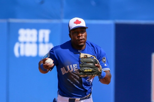 Better know your Blue Jays 40-man: Gift Ngoepe