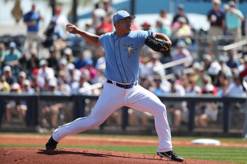 Rays Top 50 Prospects: No 22, Chih-Wei Hu