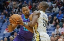 Hornets Come Back Falls Short in New Orleans, Lose 119-115