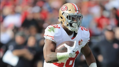 Browns expected to sign RB Carlos Hyde