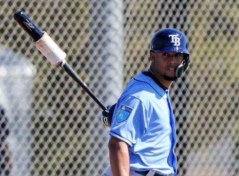 For starters: Rays at Pirates, with Gomez hitting second