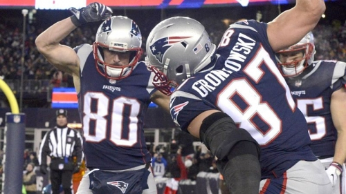 Did Rob Gronkowski Take Shot At Patriots With Danny Amendola Tribute?