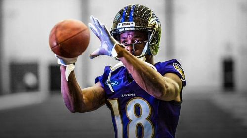 Report: Baltimore Ravens are cutting wide receiver Jeremy Maclin