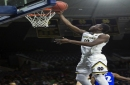 MEN'S BASKETBALL: Notre Dame blows out Hampton in NIT opener