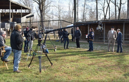 Filming of 'Silent Natural' now underway in Dawson Springs