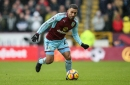 Aaron Lennon is settling into life at Burnley quickly - but won't celebrate if he scores on Saturday