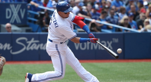 Drop-off between Tulowitzki and Diaz negligible for Blue Jays