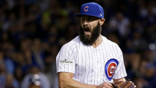 Cubs grateful for role Jake Arrieta played