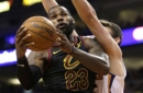 Cavaliers 129, Suns 107: LeBron James records career-best 14th triple-double as Cavs rediscover fun