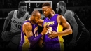 Julius Randle taking lessons from Kobe Bryant could help make his case to play alongside LeBron James
