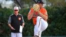Orioles right-hander Chris Tillman has wild spring training debut